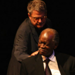 Charlie Haden and Hank Jones