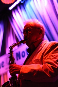 Lee Konitz with Enfants Terribles