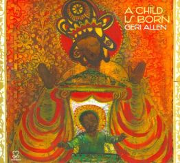 geri allen child is born
