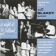 night at birdland cover